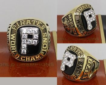 1979 MLB Championship Rings Pittsburgh Pirates World Series Ring