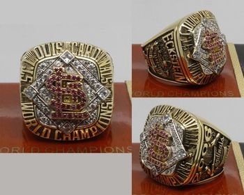 2006 MLB Championship Rings St. Louis Cardinals World Series Ring