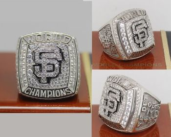 2012 MLB Championship Rings San Francisco Giants World Series Ring