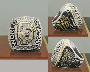 2014 MLB Championship Rings San Francisco Giants World Series Ring