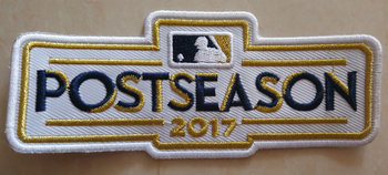 2017 Major League Baseball Postseason Patch