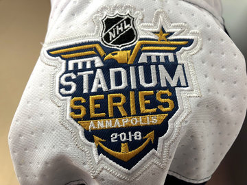 2018 NHL Stadium Series Patch
