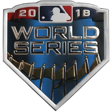2018 World Series Patch