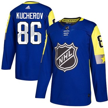 Adidas Lightning #86 Nikita Kucherov Royal 2018 All-Star Atlantic Division Authentic Stitched NHL Jersey