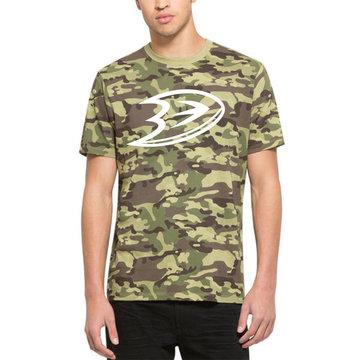 Anaheim Ducks '47 Alpha T-Shirt Camo