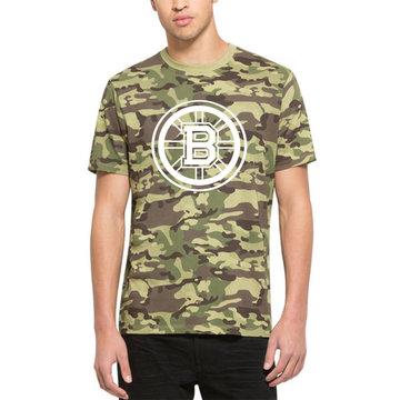 Boston Bruins '47 Alpha T-Shirt Camo