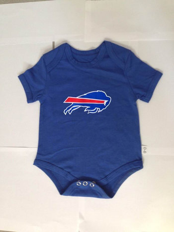 Buffalo Bills Infant TDM Creeper Set -Royal Blue