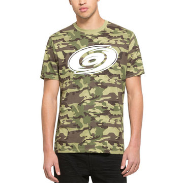 Carolina Hurricanes '47 Alpha T-Shirt Camo