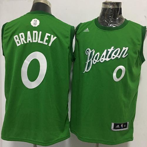 Celtics #0 Avery Bradley Green 2016-2017 Christmas Day Stitched NBA Jersey