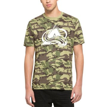 Colorado Avalanche '47 Alpha T-Shirt Camo