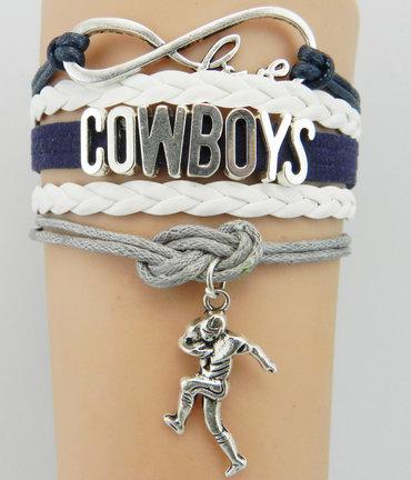 Dallas Cowboys Bracelet 3