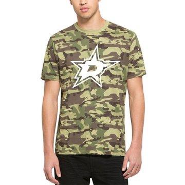 Dallas Stars '47 Alpha T-Shirt Camo