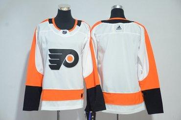 Flyers Blank White Women Adidas Jersey
