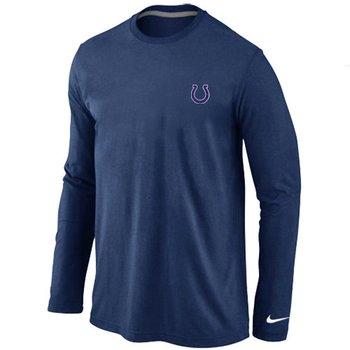 Indianapolis Colts Sideline Legend Authentic Long Sleeve T-Shirt D.Blue