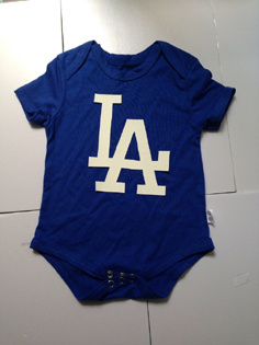 Los Angeles Dodgers MLB Kids Newborn&Infant Gear Blue