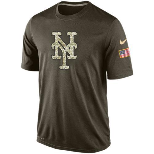 Men's New York Mets Salute To Service Nike Dri-FIT T-Shirt