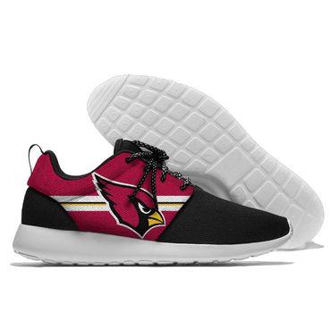 Men and women NFL Arizona Cardinals Roshe style Lightweight Running shoes (3)