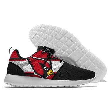 Men and women NFL Arizona Cardinals Roshe style Lightweight Running shoes (4)