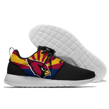 Men and women NFL Arizona Cardinals Roshe style Lightweight Running shoes (5)