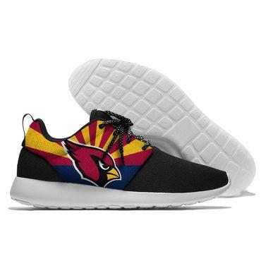 Men and women NFL Arizona Cardinals Roshe style Lightweight Running shoes (5)