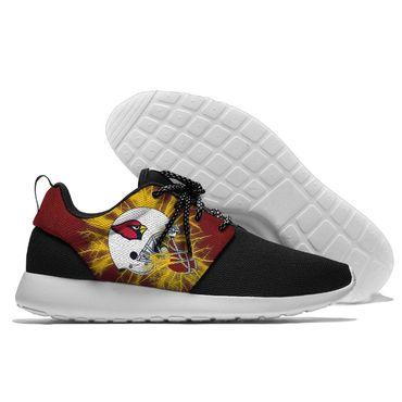 Men and women NFL Arizona Cardinals Roshe style Lightweight Running shoes (6)