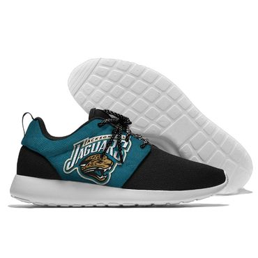 Men and women NFL Jacksonville Jaguars Roshe style Lightweight Running shoes (3)