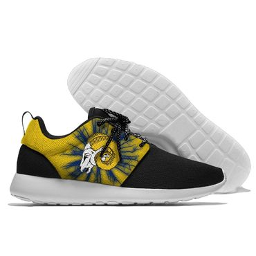 Men and women NFL Los Angeles Rams Roshe style Lightweight Running shoes (5)