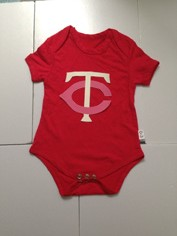 Minnesota Twins MLB Kids Newborn&Infant Gear Red