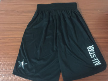 NBA Black Jordan Swingman 2018 All-Star Shorts