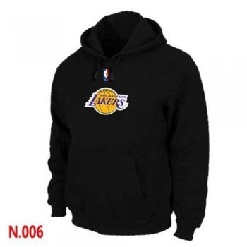 NBA Los Angeles Lakers Pullover Hoodie Black