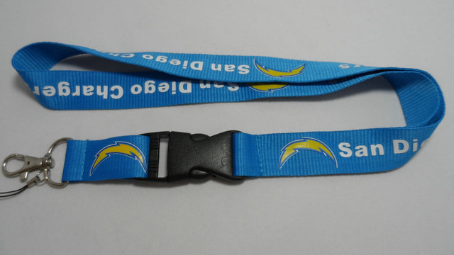 NFL Chargers Key Chains