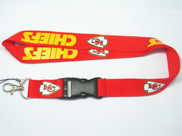 NFL Chiefs Key Chains