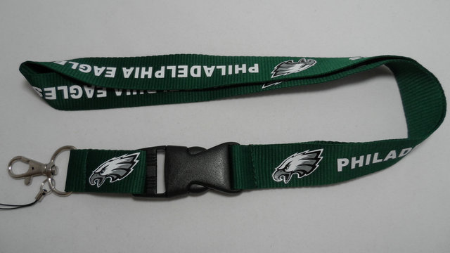NFL Eagles Key Chains