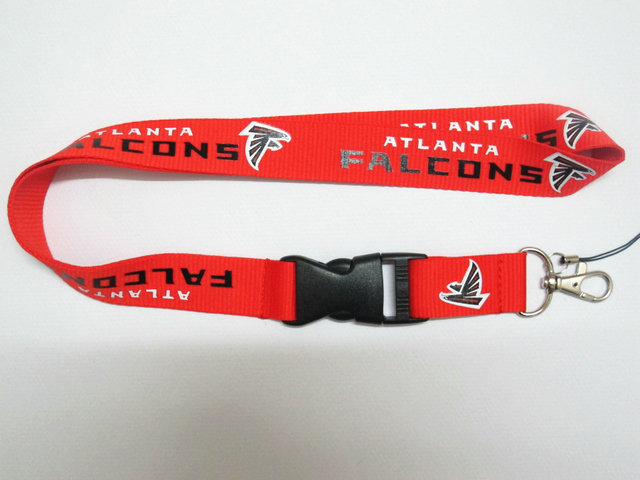 NFL Falcons Key Chains