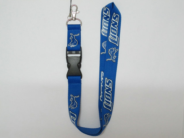 NFL Lions Key Chains