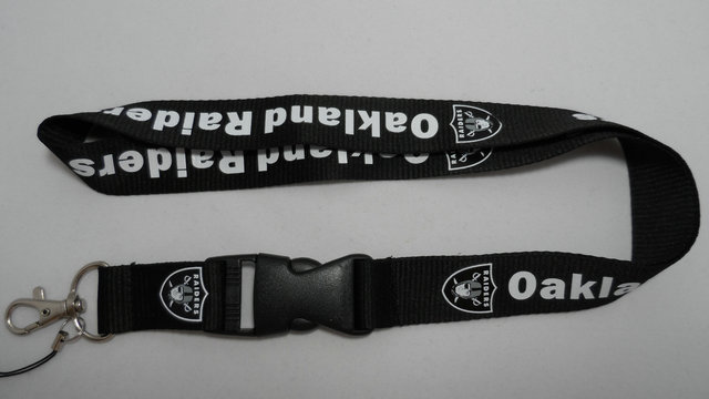NFL Raiders Key Chains
