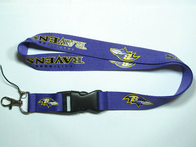 NFL Ravens Key Chains