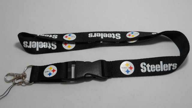 NFL Steelers Key Chains
