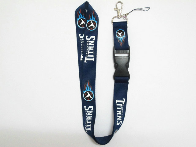 NFL Titans Key Chains