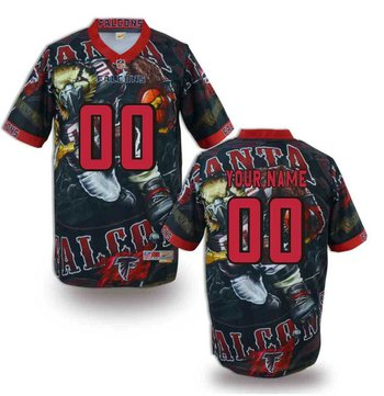 New Atlanta Falcons Customized Jersey-01