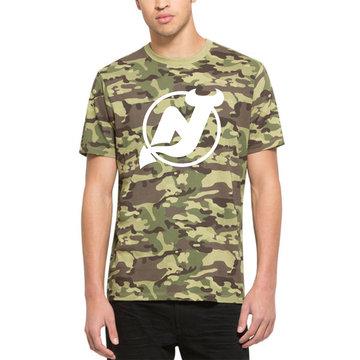 New Jersey Devils '47 Alpha T-Shirt Camo