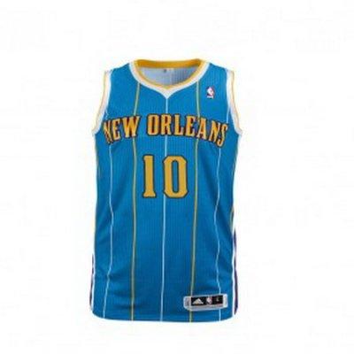 New Orleans Hornets Eric Gordon #10 Blue Jersey