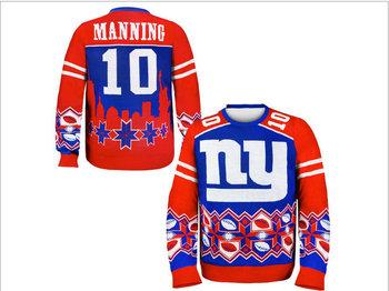 New York Giants#10 Manning sweater