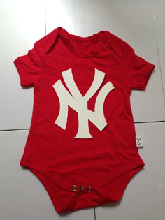 New York Yankees MLB Kids Newborn&Infant Gear Red