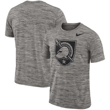 Nike Army Black Knights 2018 Player Travel Legend Performance T Shirt