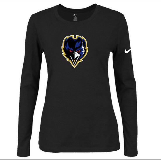 Nike Baltimore Ravens Women's  Shirts -1