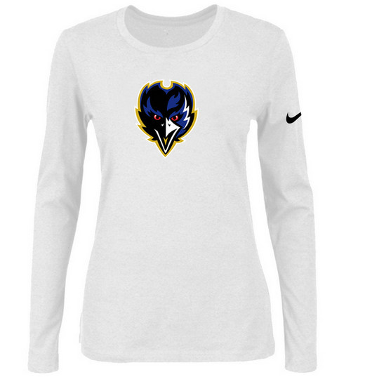 Nike Baltimore Ravens Women's  Shirts-6