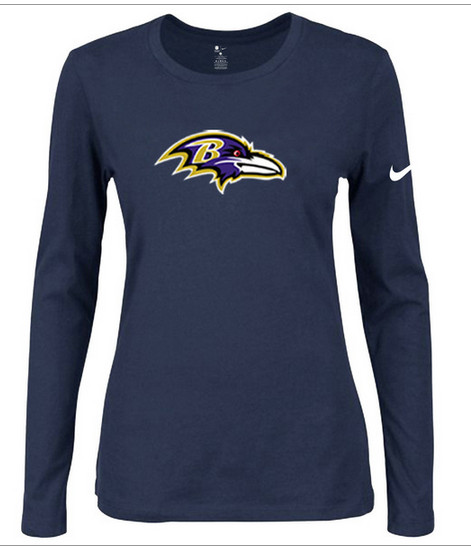 Nike Baltimore Ravens Women's  Shirts-7