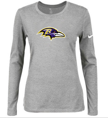 Nike Baltimore Ravens Women's  Shirts-8