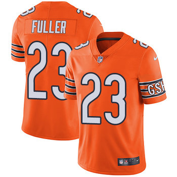Nike Bears #23 Kyle Fuller Orange Youth Stitched NFL Limited Rush Jersey